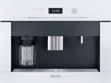 CVA 6401 kohvimasin, valge, integreeritav, soodushind 1790 €