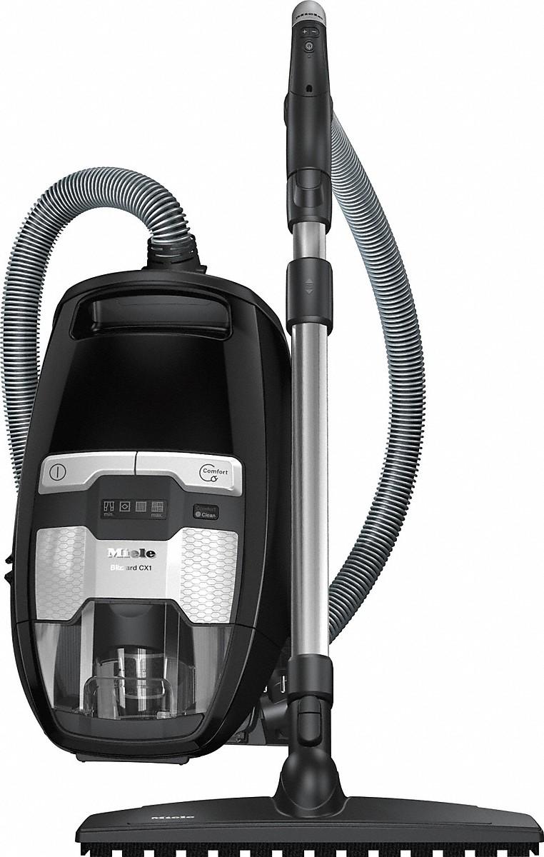 Blizzard CX1 Comfort PowerLine безмешковый пылесос, черный
