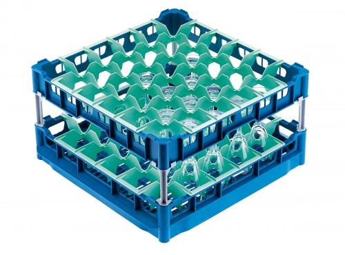 U 546 nõudepesumasina korv 36 klaasile kõrgusega kuni 23 cm