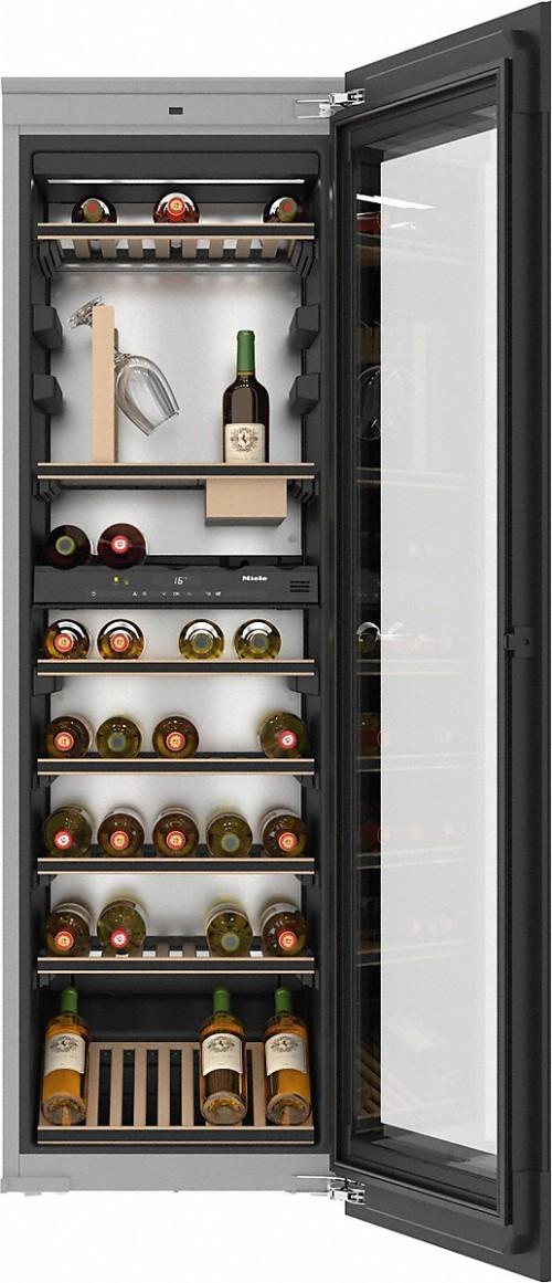 KWT 6722 iGS встраиваемый винный холодильник