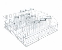 U 525/1 nõudepesumasina alumine korv klaasidele
