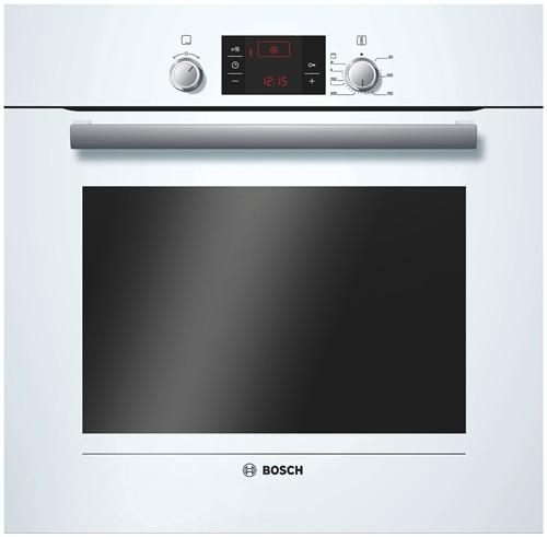 Bosch HBA341420S valge integreeritav küpsetusahi