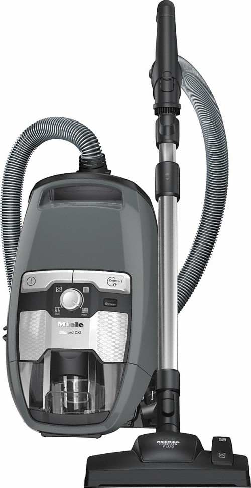 Blizzard CX1 Excellence PowerLine безмешковый пылесос, серый