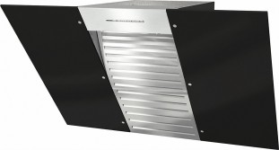 DA 6069 Black Wing seinakinnitusega õhupuhasti