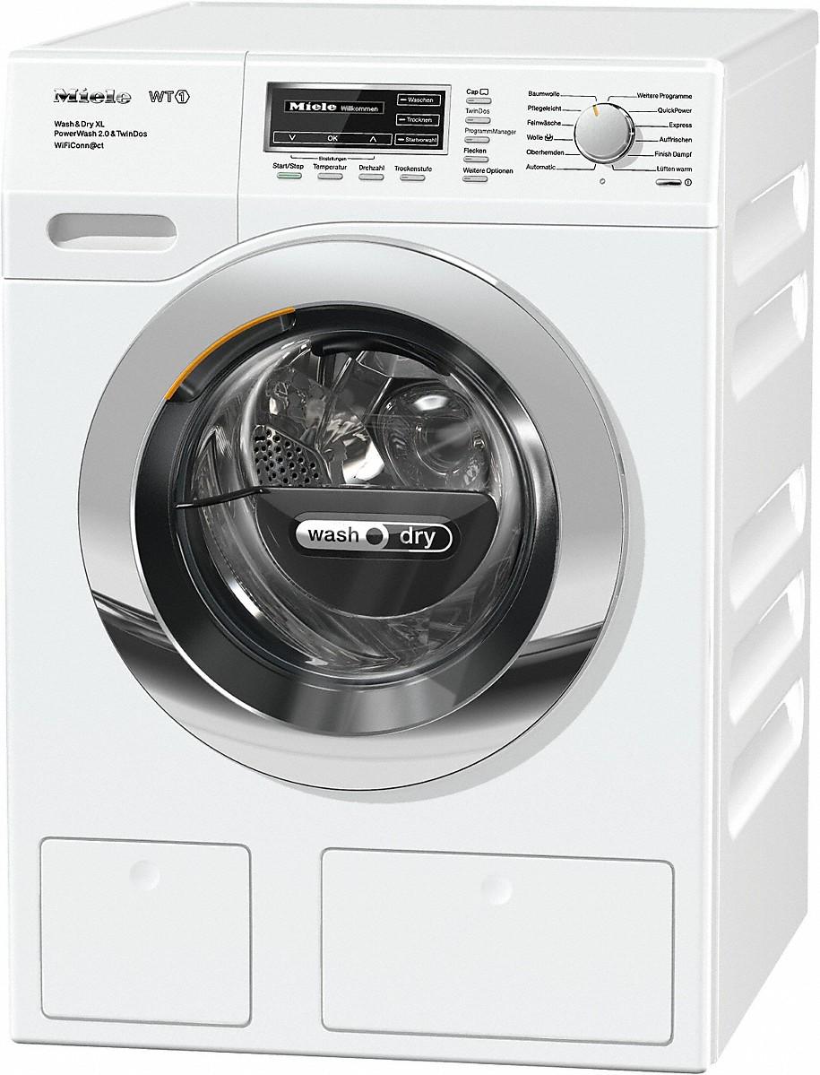 WTZH 730 WPM kuivatiga pesumasin