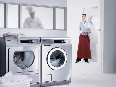 Miele professionaalsed pesumasinad