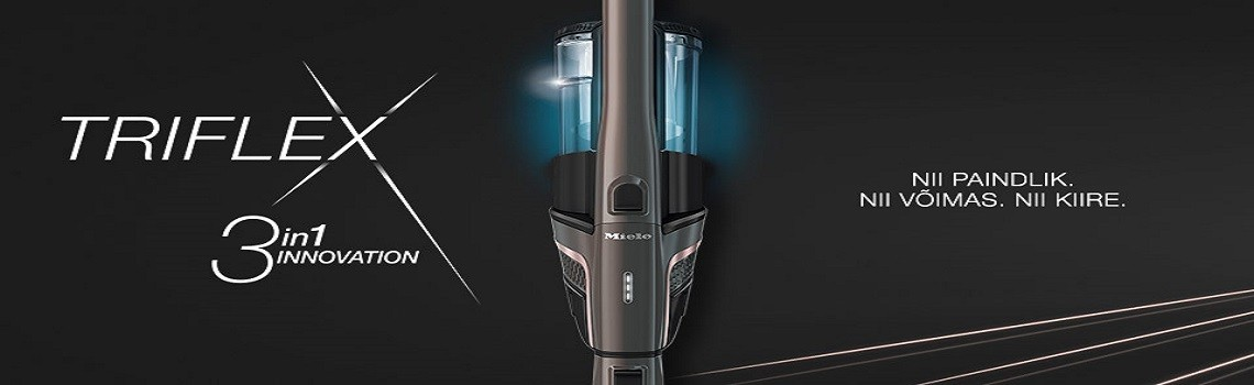 Miele Triflex - 3in1 Innovation